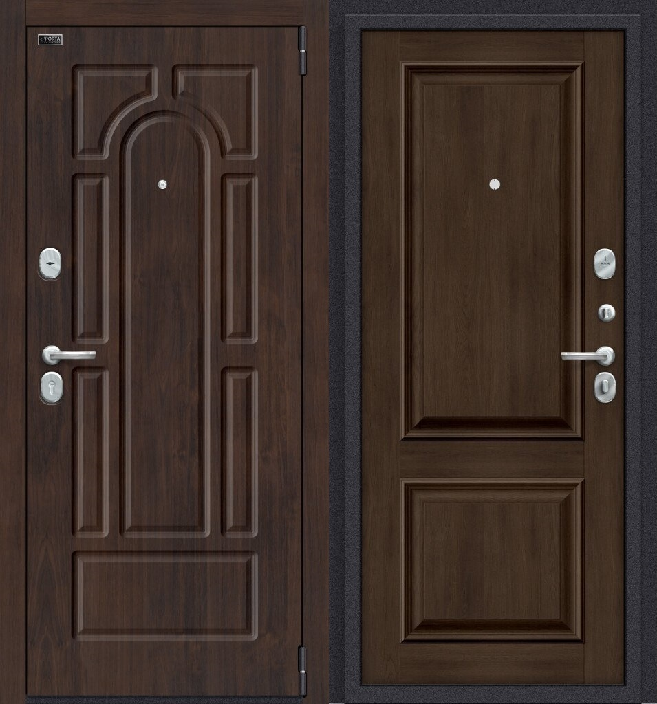 Porta S 55.K12 Almon 28/Dark Oak